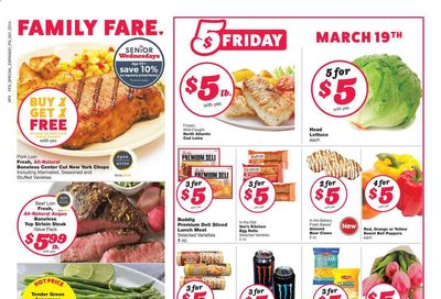 Family Fare Weekly Ad Flyer March 14 to March 20