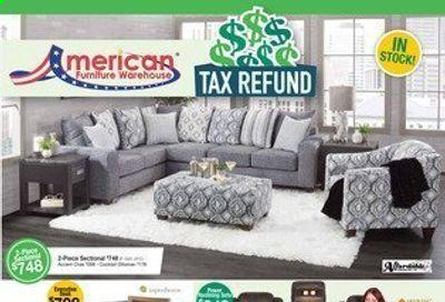 American Furniture Warehouse Weekly Ad Flyer March 14 to March 20