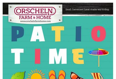 Orscheln Farm and Home Weekly Ad Flyer March 15 to November 30