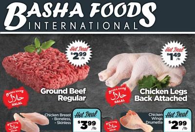 Basha Foods International Flyer February 25 to March 2