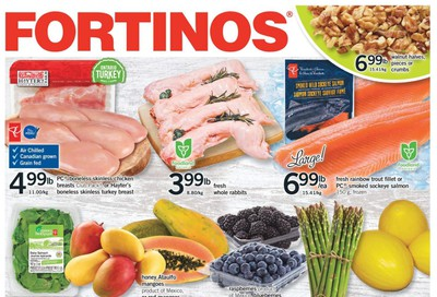 Fortinos Flyer February 27 to March 4
