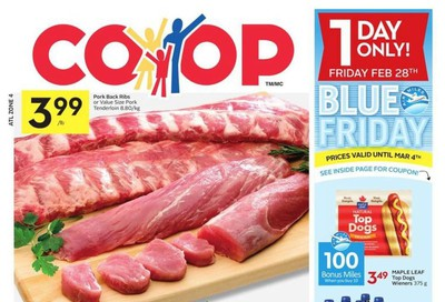 Foodland Co-op Flyer February 27 to March 4