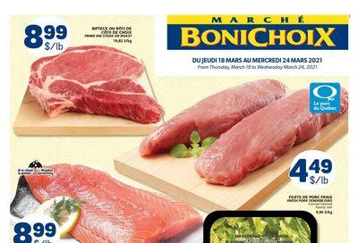 Marche Bonichoix Flyer March 18 to 24