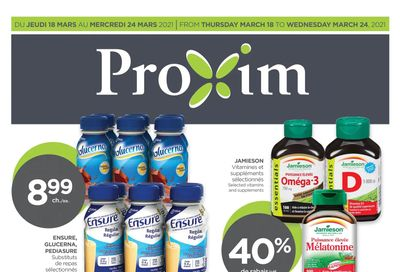 Proxim Flyer March 18 to 24