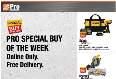 The Home Depot Weekly Ad Flyer March 15 to March 22