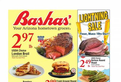 Bashas' Weekly Ad Flyer March 17 to March 23
