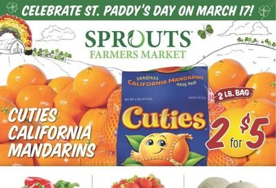 Sprouts Weekly Ad Flyer March 17 to March 23