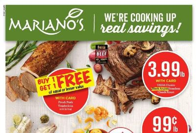 Mariano's Weekly Ad Flyer March 17 to March 23