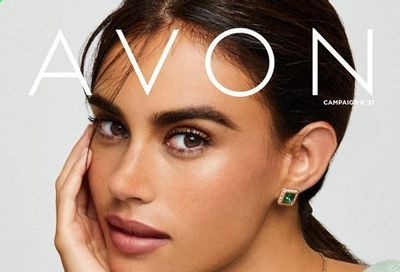 Avon Weekly Ad Flyer March 16 to March 29
