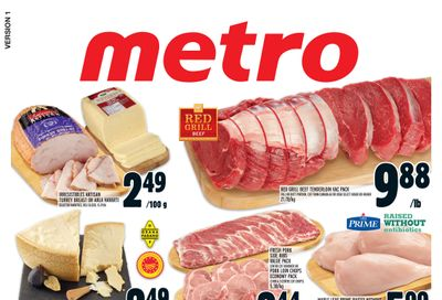 Metro (ON) Flyer March 18 to 24