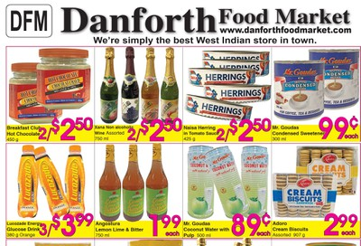 Danforth Food Market Flyer February 27 to March 4