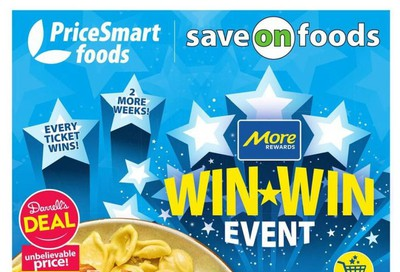 PriceSmart Foods Flyer February 27 to March 4