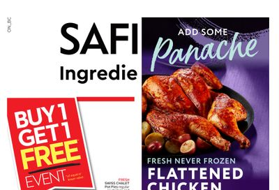 Safeway (BC) Flyer March 18 to 24