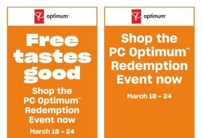 Loblaws City Market (West) Flyer March 18 to 24
