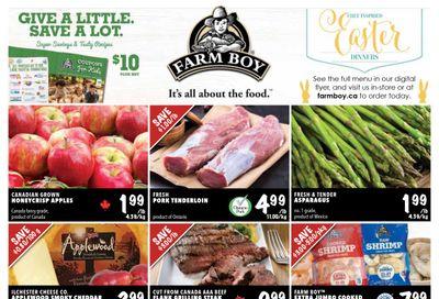 Farm Boy Flyer March 18 to 24