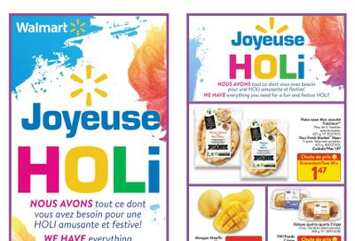 Walmart (QC) Flyer March 18 to 24