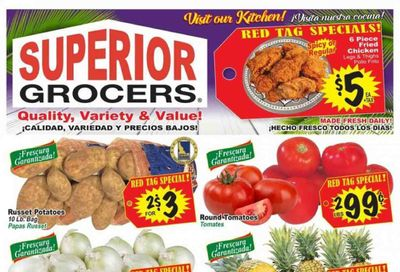 Superior Grocers Weekly Ad Flyer March 17 to March 23