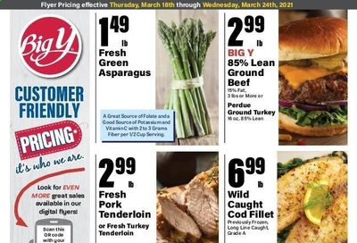 Big Y (CT) Weekly Ad Flyer March 18 to March 24