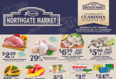 Northgate Market (CA) Weekly Ad Flyer March 17 to March 23