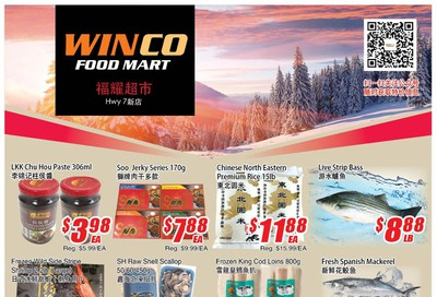 WinCo Food Mart (HWY 7) Flyer February 27 to March 4