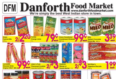Danforth Food Market Flyer March 18 to 24