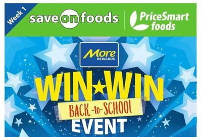PriceSmart Foods Flyer September 5 to 11