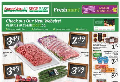 Shop Easy & SuperValu Flyer March 19 to 25