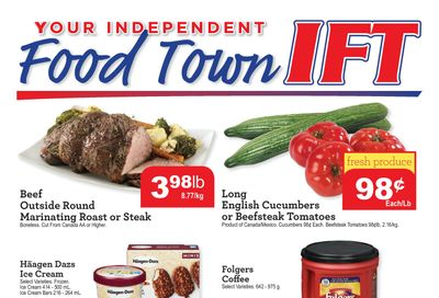 IFT Independent Food Town Flyer March 19 to 25