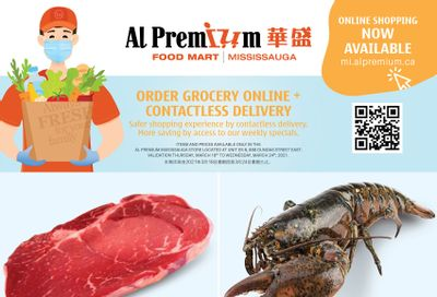 Al Premium Food Mart (Mississauga) Flyer March 18 to 24