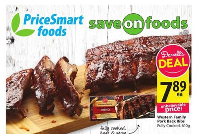 PriceSmart Foods Flyer March 18 to 24