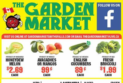 The Garden Market Flyer March 19 to 25