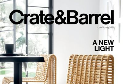 Crate & Barrel Weekly Ad Flyer March 18 to March 25