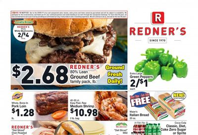 Redner's Markets Weekly Ad Flyer March 18 to March 24
