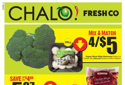Chalo! FreshCo (West) Flyer March 18 to 24