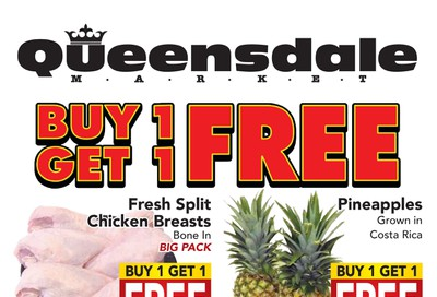Queensdale Market Flyer March 2 to 8