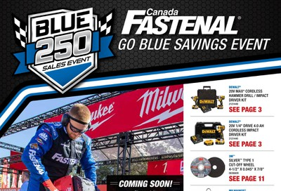 Fastenal Flyer March 1 to 31