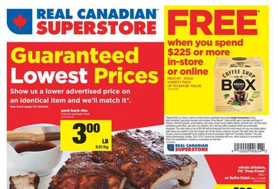 Real Canadian Superstore (ON) Flyer October 17 to 23