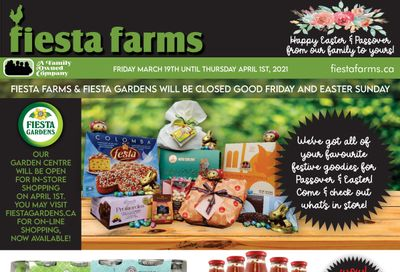 Fiesta Farms Flyer March 19 to 25