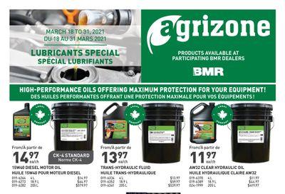 BMR Agrizone Flyer March 18 to 30