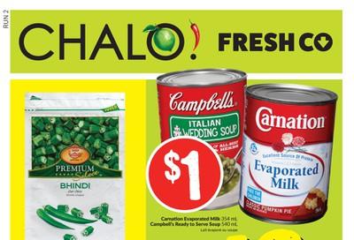 Chalo! FreshCo Flyer October 17 to 23