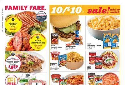 Family Fare Weekly Ad Flyer March 21 to March 27