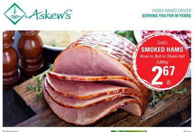 Askews Foods Flyer March 21 to 27