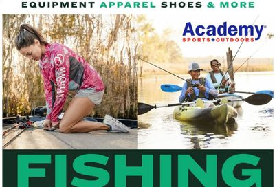 Academy Sports Weekly Ad Flyer March 19 to May 8