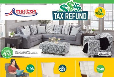 American Furniture Warehouse Weekly Ad Flyer March 21 to March 27
