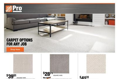 The Home Depot Weekly Ad Flyer March 22 to March 29