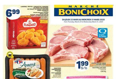 Marche Bonichoix Flyer March 25 to 31
