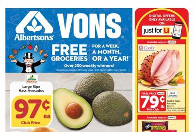 Albertsons Weekly Ad Flyer March 24 to March 30
