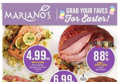 Mariano's Weekly Ad Flyer March 24 to March 30
