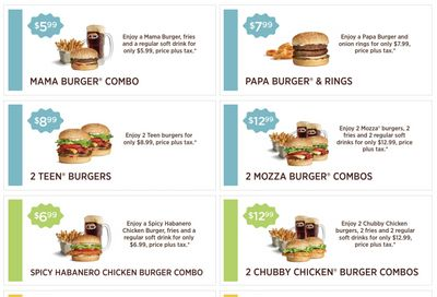 A&W Canada Coupons: Valid Until April 225