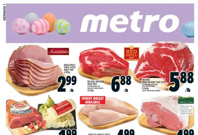 Metro (ON) Flyer March 25 to 31
